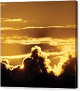 Dramatic Sky Canvas Print