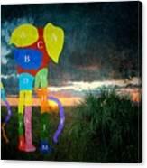 Dream-3 Canvas Print
