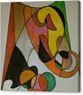 Dream 7 Canvas Print
