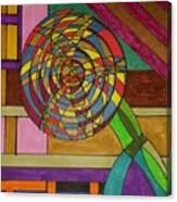 Dream 81 Canvas Print