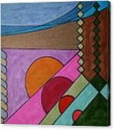 Dream 80 Canvas Print