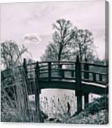 Dream Bridge Canvas Print