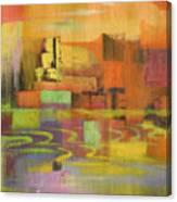 Dream City No.4 Canvas Print