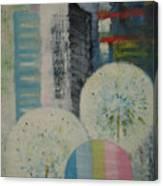 Dream City No.8 Canvas Print
