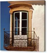 Dream Corner Windows Canvas Print