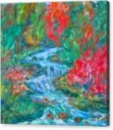 Dream Creek Canvas Print