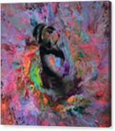 Dream Dancer Art  Canvas Print