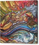 Dream Girl Dmb Canvas Print