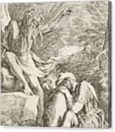 Dream Of Aeneas Canvas Print