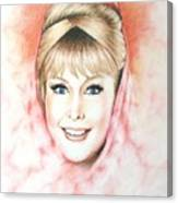 Dream Of Jeannie Canvas Print