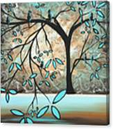 Dream State I By Madart Canvas Print