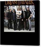 Dream Theater Canvas Print