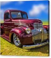Dream Truck Canvas Print