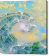 Dream Wave Canvas Print