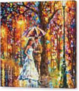 Dream Wedding Canvas Print