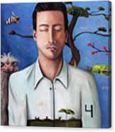 Dream Within A Dream 2 Canvas Print