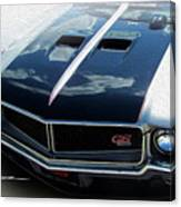 Buick With Attitude Canvas Print