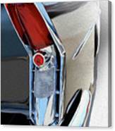 Red Arrow Buick Canvas Print