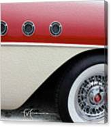 Triple-pipe Buick Canvas Print
