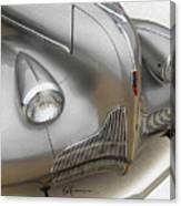 Fender Flare Buick Canvas Print