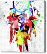 Dreamcatcher Grunge Canvas Print