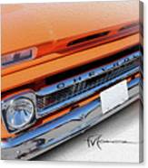 Dream_chevy107 Canvas Print