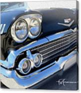 Dream_chevy110 Canvas Print