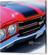 Dream_chevy121 Canvas Print