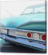 Dream_chevy152 Canvas Print