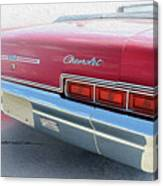 Dream_chevy163 Canvas Print