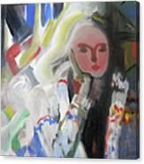 Dreamer  1984 Canvas Print