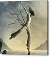 Dreamfall Canvas Print