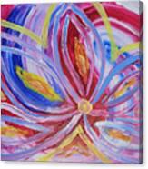Dreamflower Canvas Print