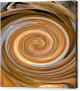 Dreaming In Hopi Land Canvas Print