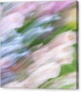 Dreaming Of Flowers 1 Canvas Print