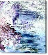 Dreaming River Canvas Print