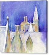 Dreaming Spires Canvas Print