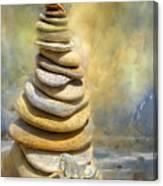 Dreaming Stones Canvas Print