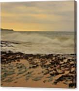 Dreamland Beach Canvas Print