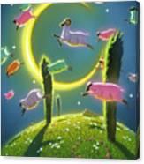 Dreamland II Canvas Print