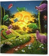 Dreamland IIi Canvas Print