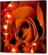 Dreams 1 - Rose Canvas Print
