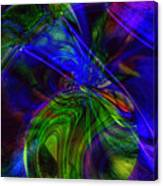 Dreams Journey Towards The New Canvas Print