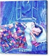 Dreams Of Love  Canvas Print