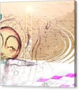 Drift Ashore Canvas Print