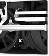 Drive Train Canvas Print