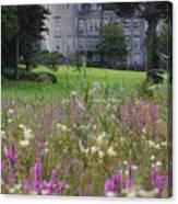 Dromoland Castle  Ireland Canvas Print