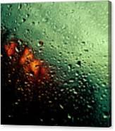 Droplets IIi Canvas Print