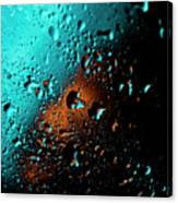 Droplets V Canvas Print