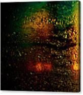 Droplets Xi Canvas Print